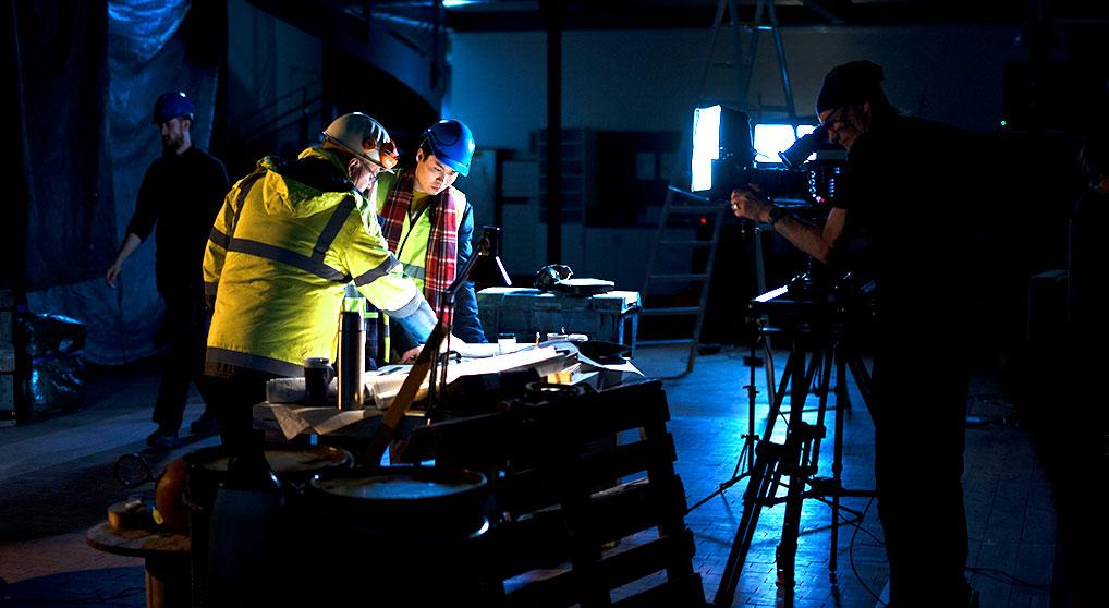 Pedagogisk filmproduktion