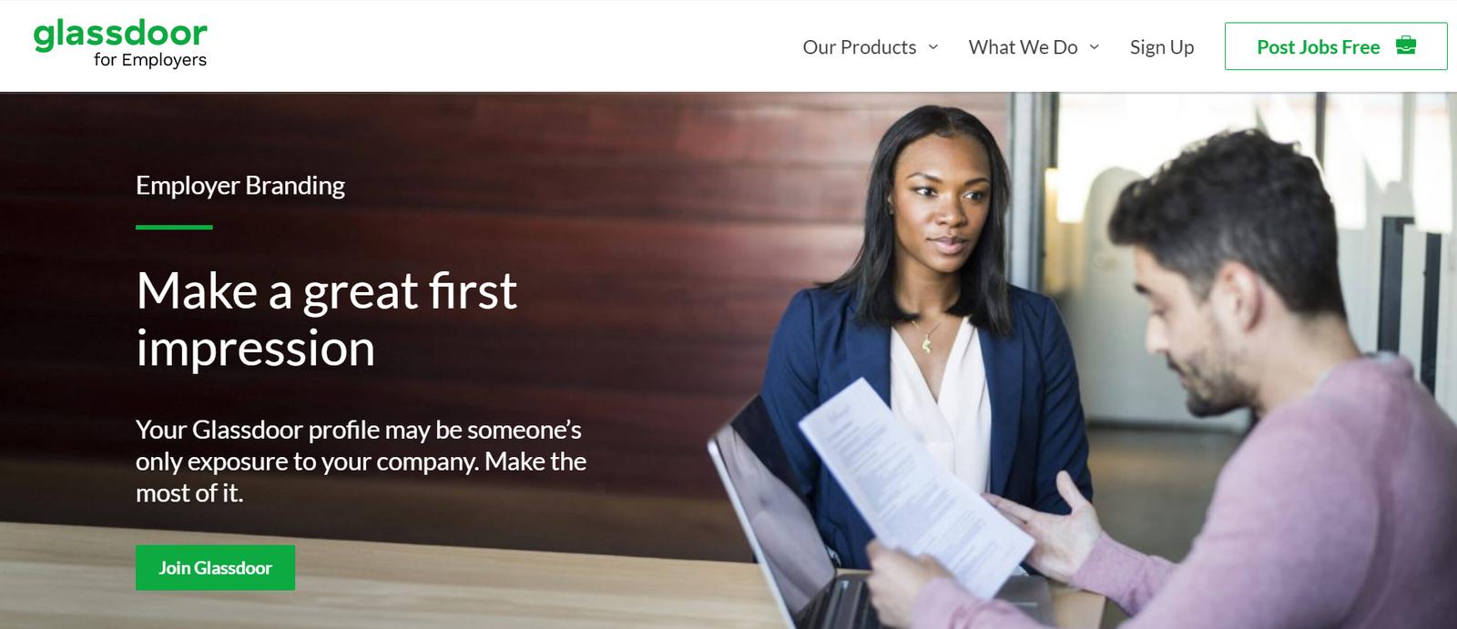 hire from glassdoor
