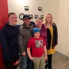 cray family