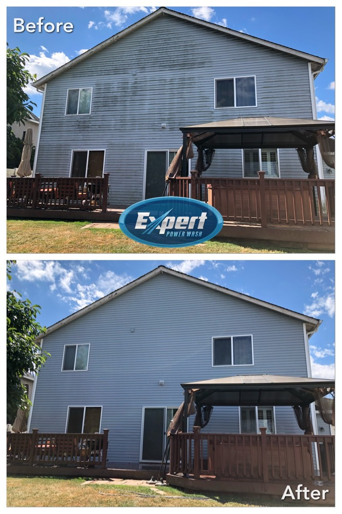 portland home power washed by expert power wash