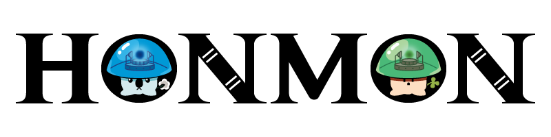 HonmonLogoBlack