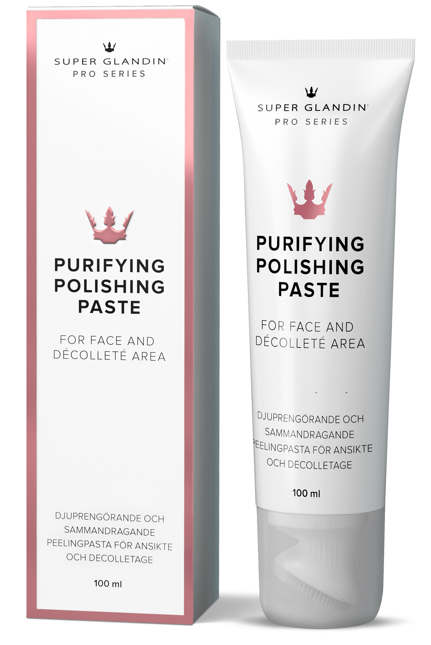 Purifying Polishing Paste