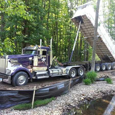material transportation