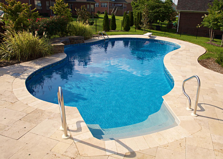 Roy Vaden Pools - Custom Design Pool