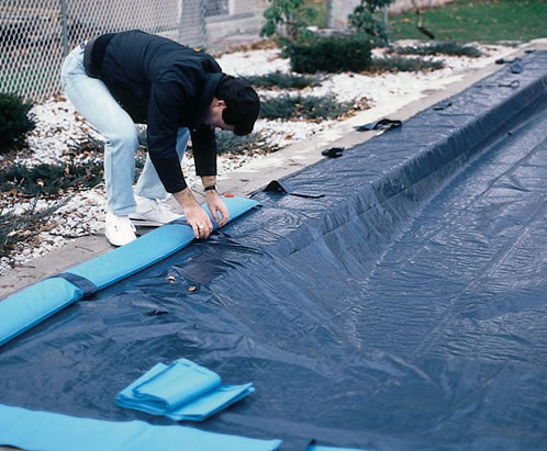 Pool Covers & Water Tubes