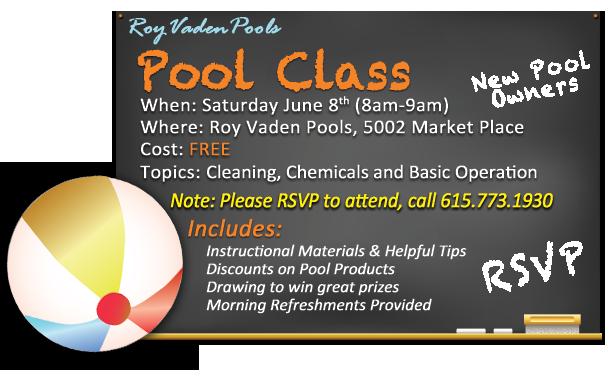 Free Pool Class