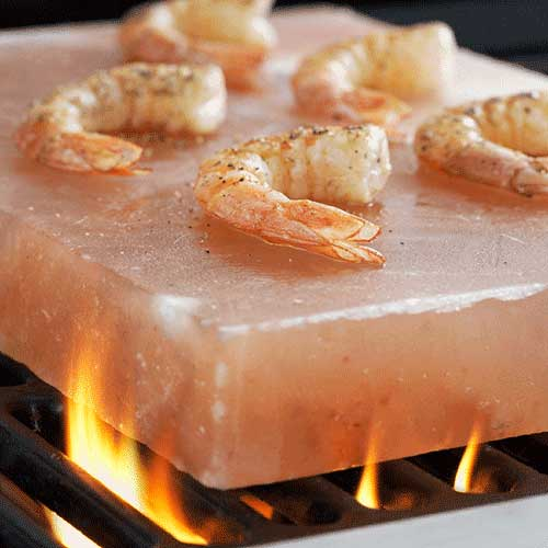 Pink Salt Block