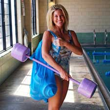 Pool Exercise Equipment