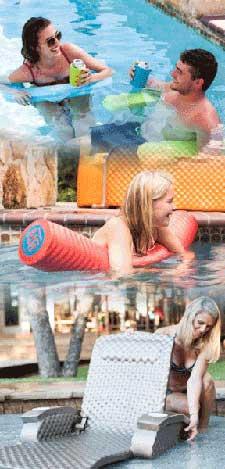 Quality Foam Floats