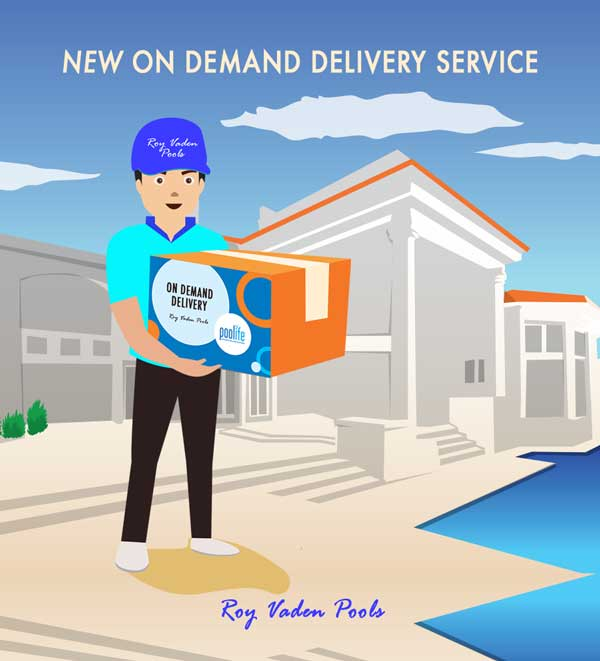 On Demand Delivery Service