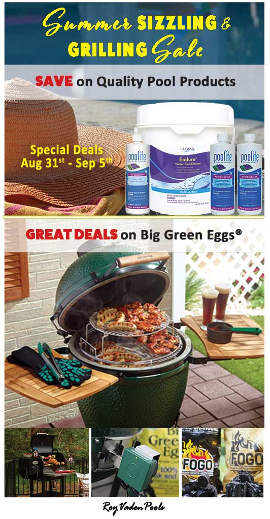 Summer Sizzling &  Grilling Sale