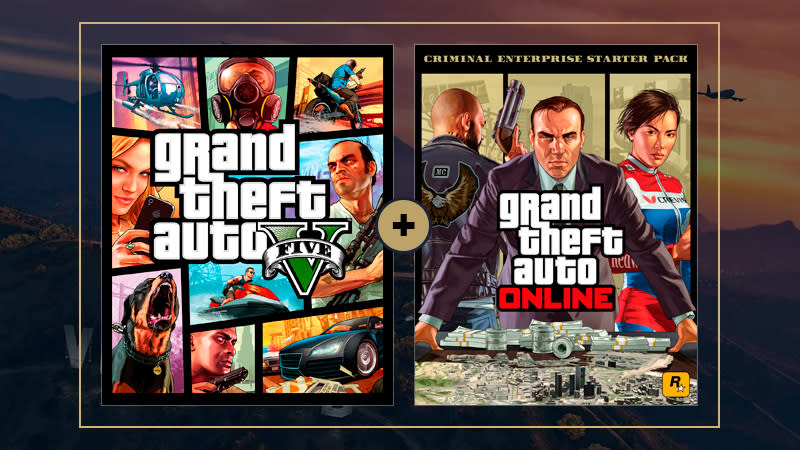 Grand Theft Auto V: Premium Online Edition - PC - Buy it at Nuuvem
