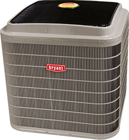 Install a two stage air conditioner