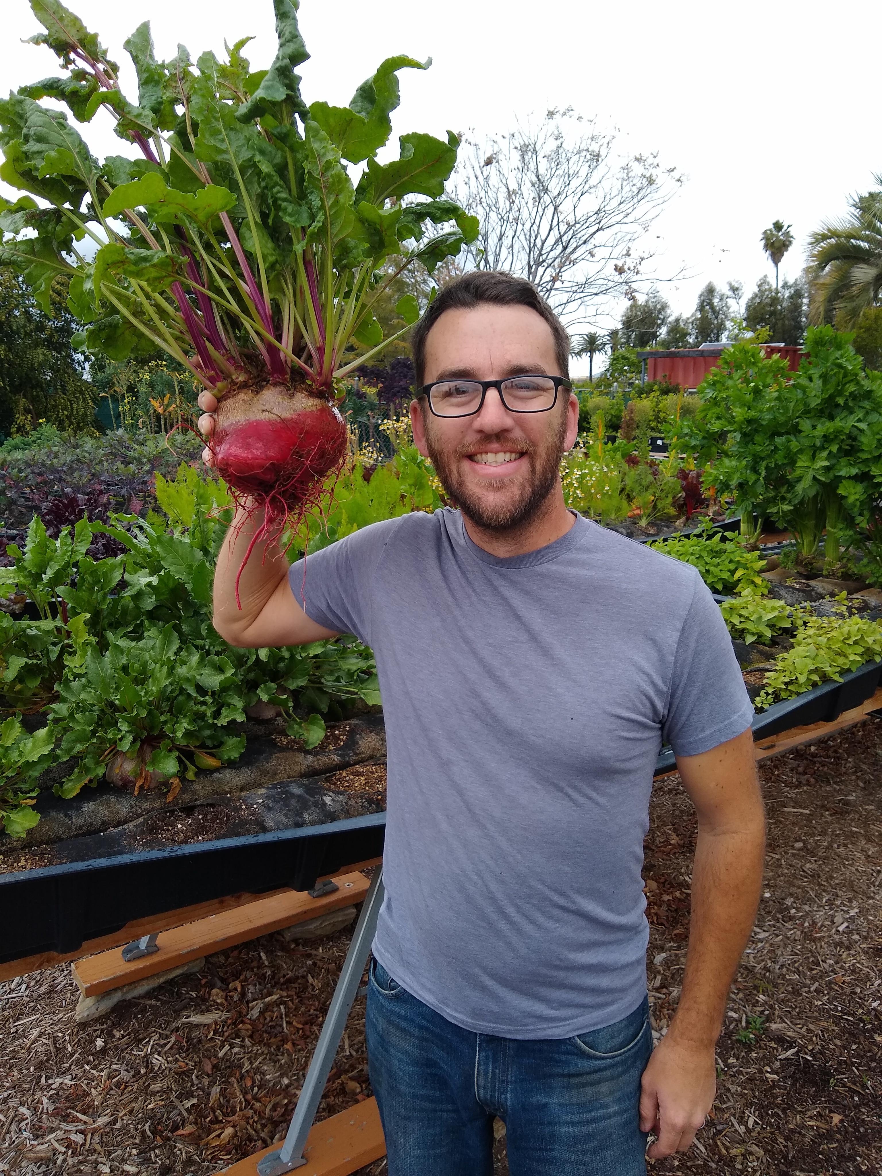 Nathan Gipple Farm and Food Lab