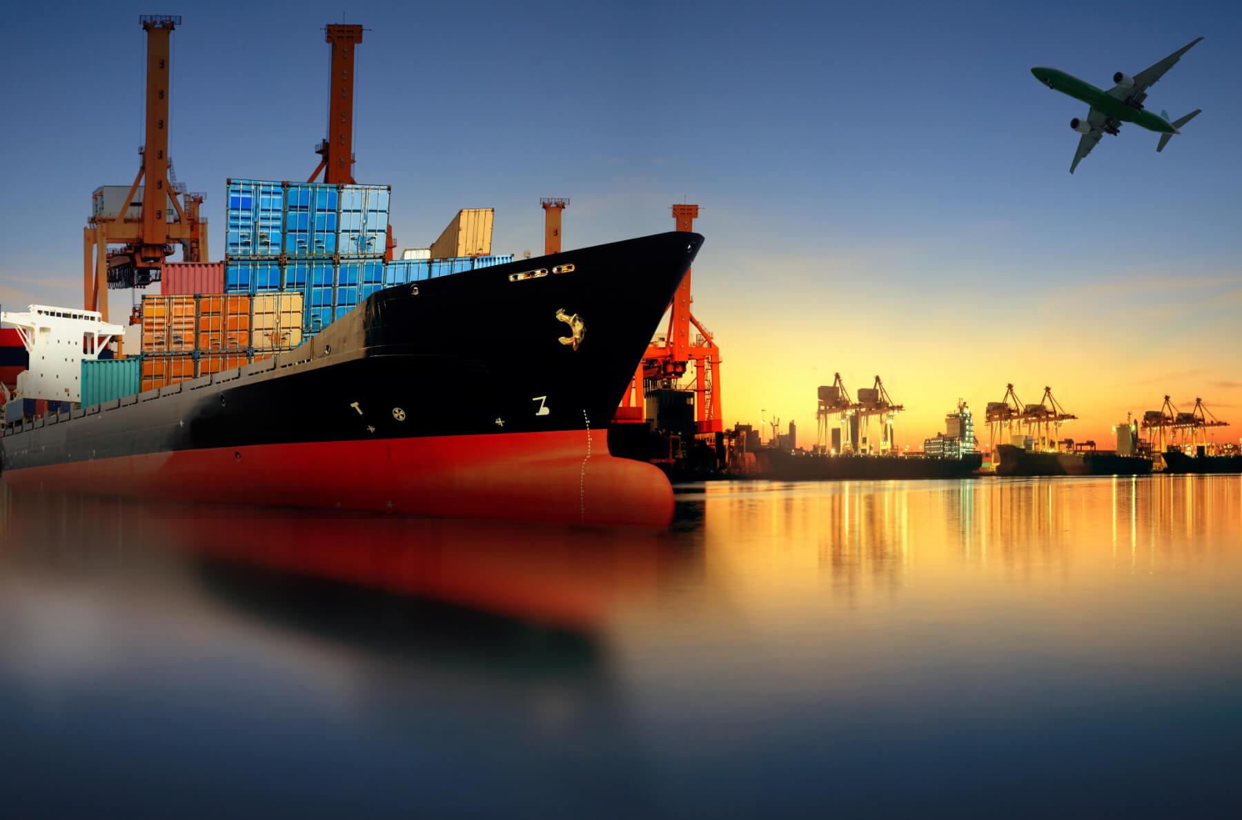 Ocean - Air Freight