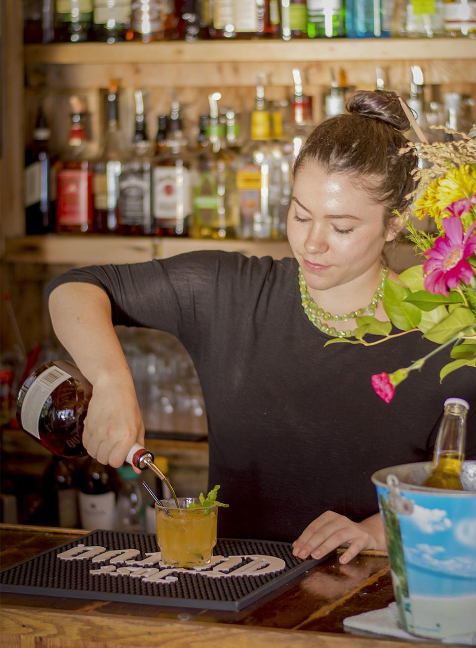 Sardine Lake Resort Bartender