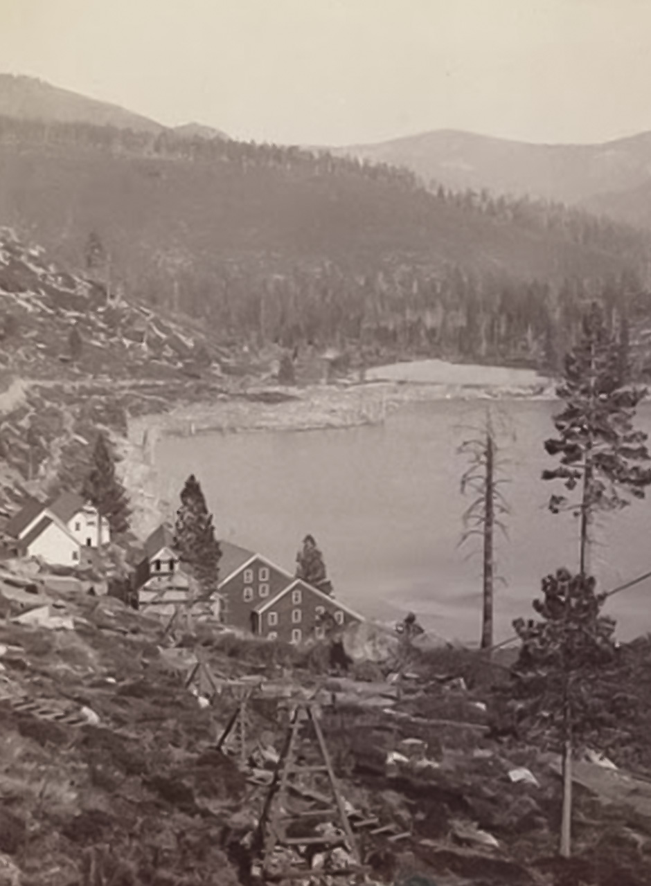 Young American Mine at Sardine Lake