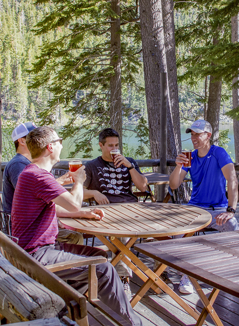 Resort Guests