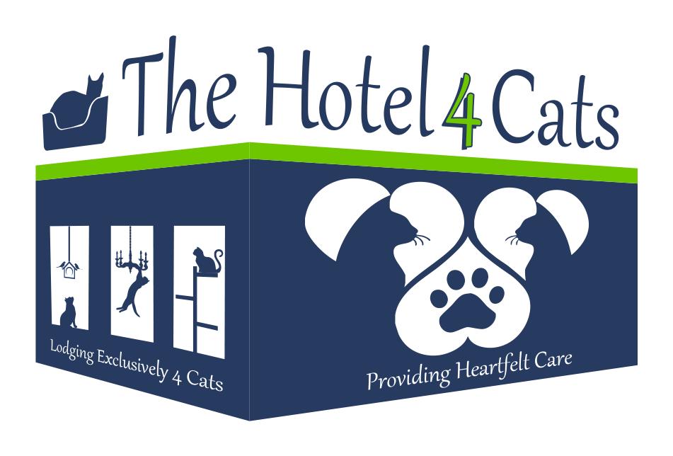 The Hotel 4 Cats Logo