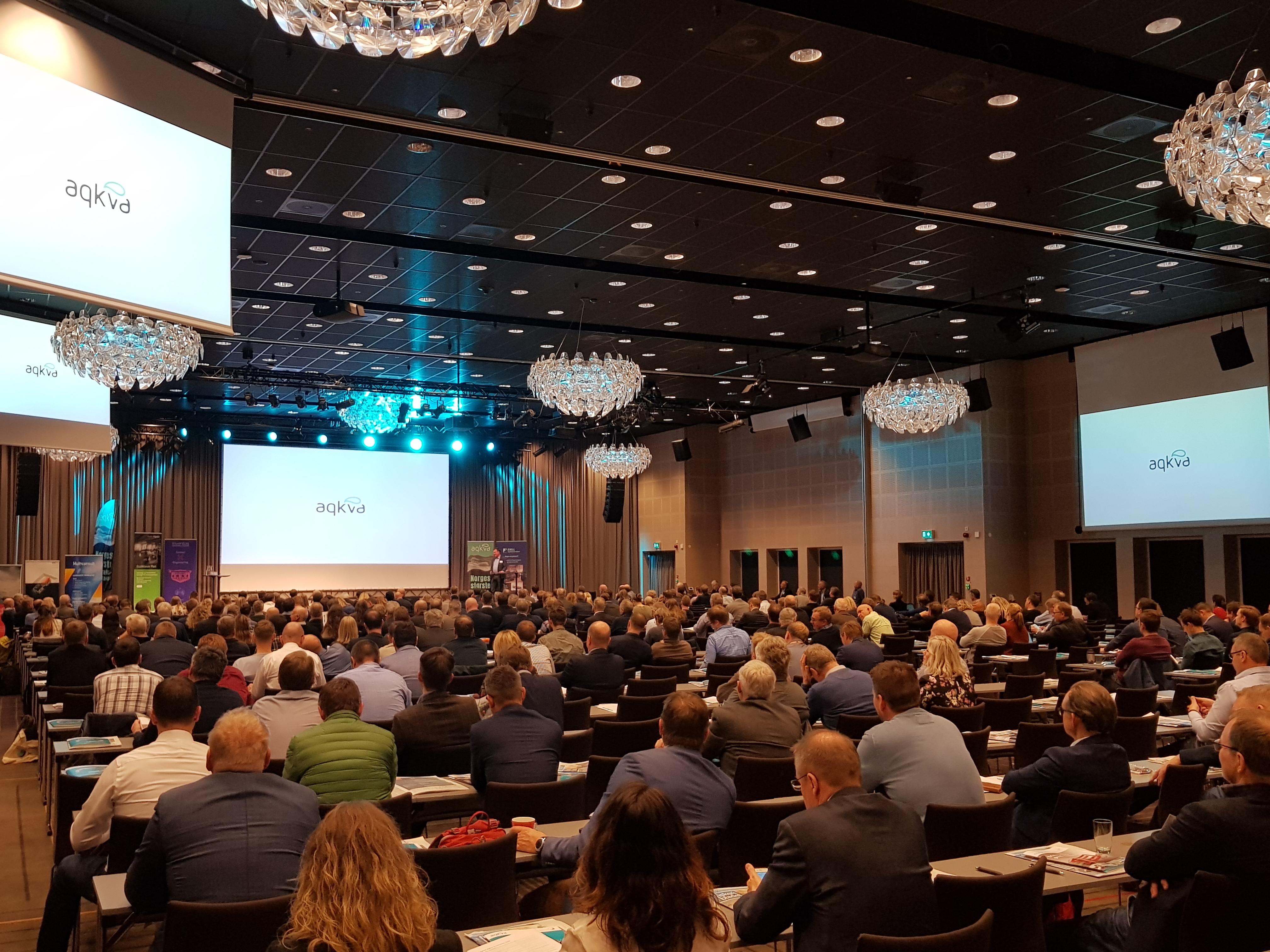 Aqua konferansen 2020
