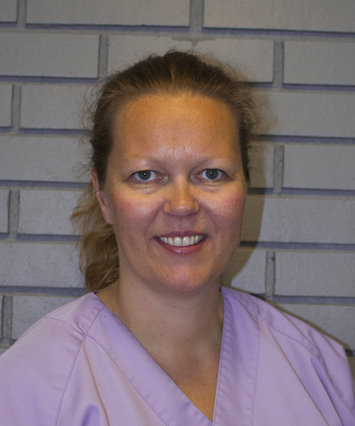 Tannlege Marianne Erikssen