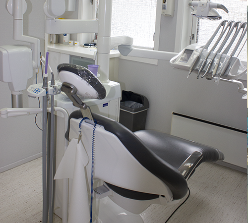 Tannlege unit - tannlegle Erikssen