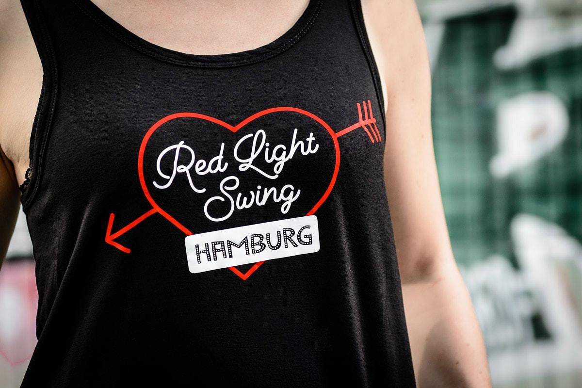 Red Light Swing Shirt