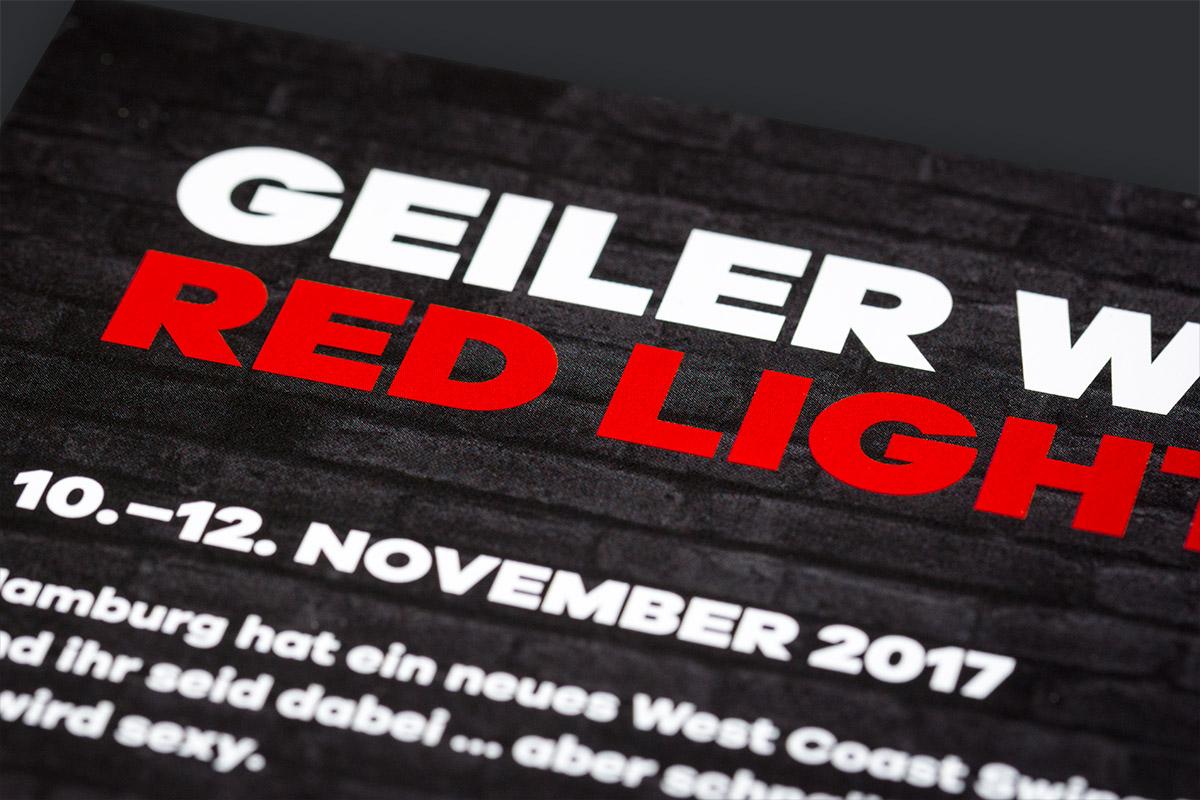 Red Light Swing Flyer