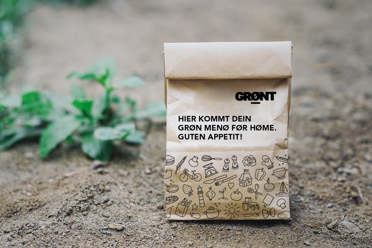 Packaging GRØNT