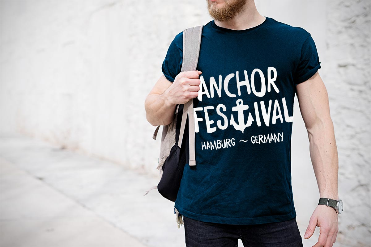 Anchor Festival Shirt