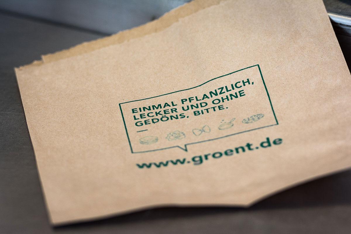 Vegane Verpackungen von GRØNT