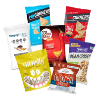 hoppier delivers bulk office snacks including dried fruit and nuts