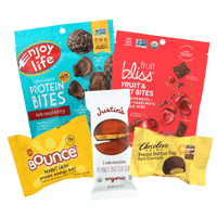 hoppier delivers healthy granola bars for the office including Nature Valley, Kashi, Larabar and KIND bars
