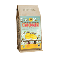 Our office coffee suppliers include Balzac's coffee roasters Atwood Blend