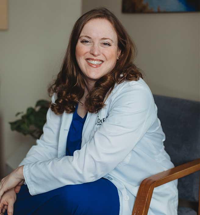 Photo of DeForest dentist, Dr. Courtney Mann