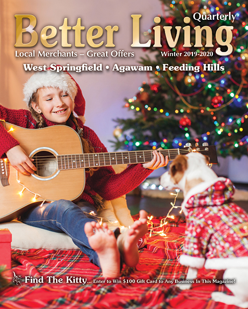 Better Living Quarterly West Springfield, Agawam, Feeding Hills, MA