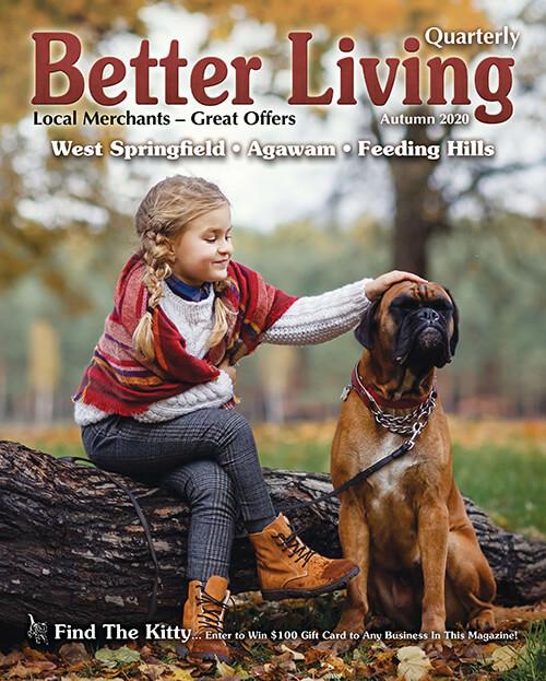 Better Living Quarterly Westfield, Southwick, MA