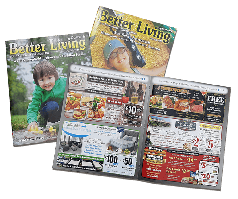 Spring 2021 magazines
