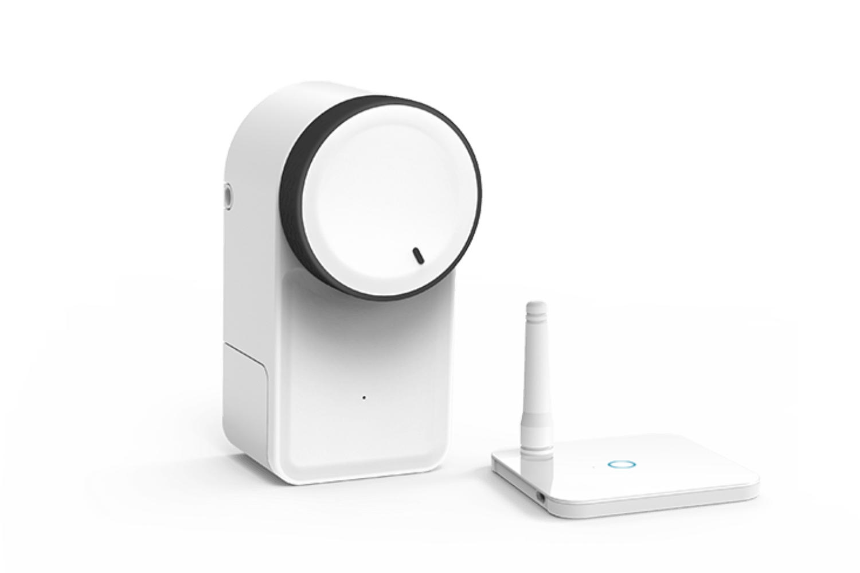 Keymitt Smart Lock and Wi-Fi Hub
