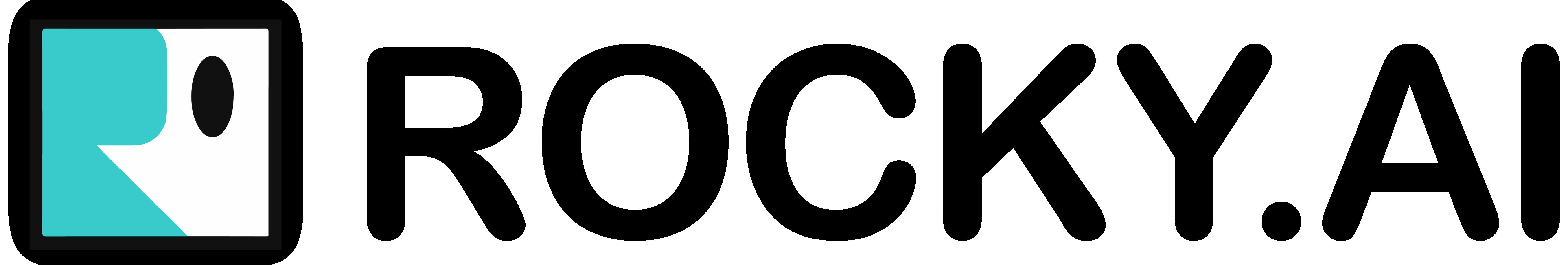 Logo Rocky.AI Rocky Robots