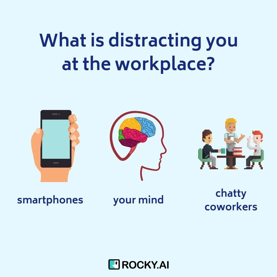 Focus can be not easy and all of us have a little something that is very hard to avoid. How can you manage distractions differently today?