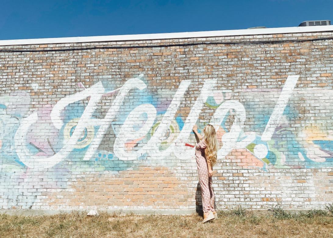 Rachel's Favorite Austin Murals & Photo-ops