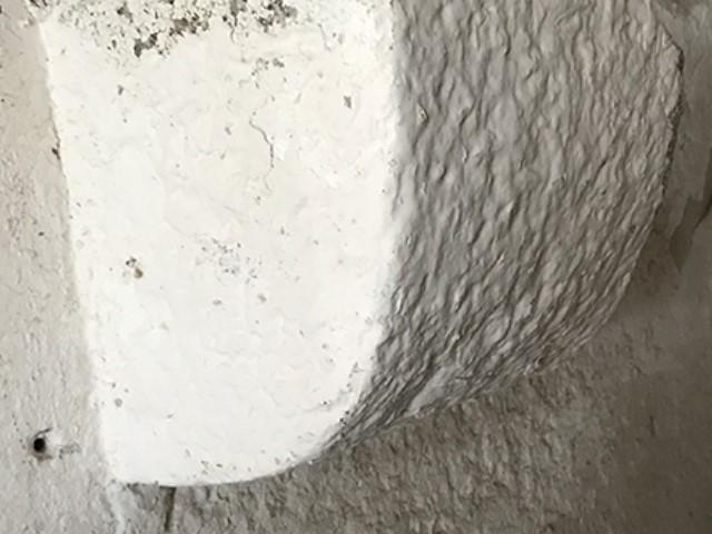 Décapage et gommage de consoles en granite