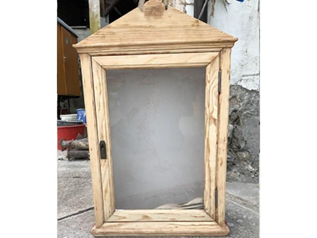 Gommage d'élément décoratif en bois