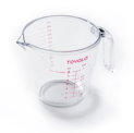Measuring cup.