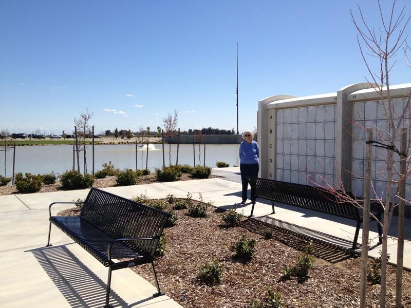 Sacramento Valley Veterans Cemetery, Dixon, CA