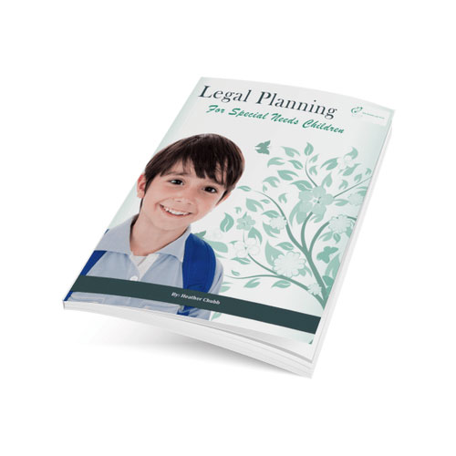 Legal Planning for Special Needs Children