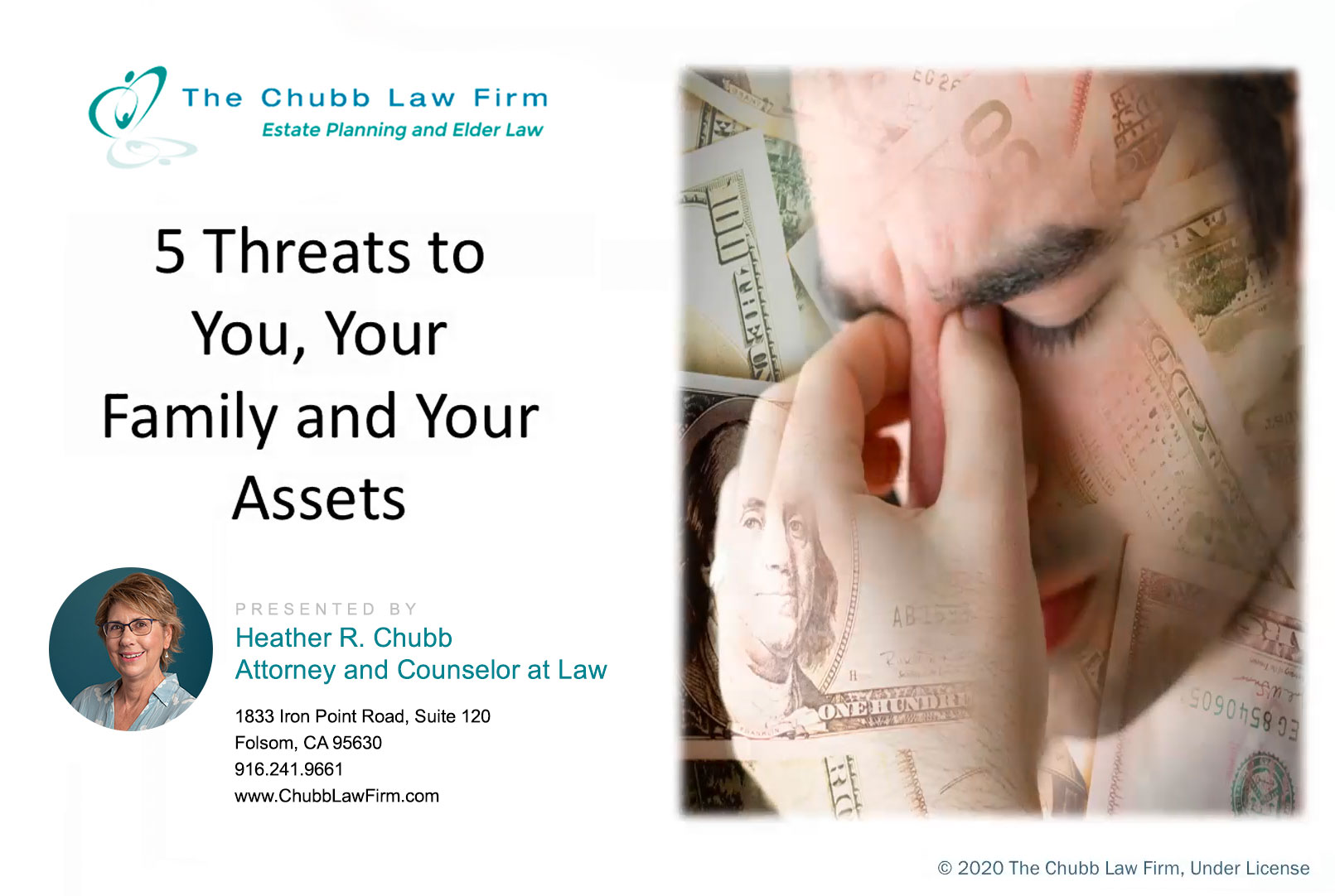 5 Threats to You, Your Family, and Your Assets
