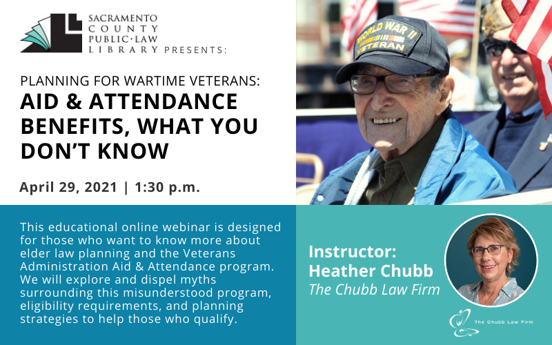 Planning For Wartime Veterans: Aid & Attendance Benefits, What Don't You Know
