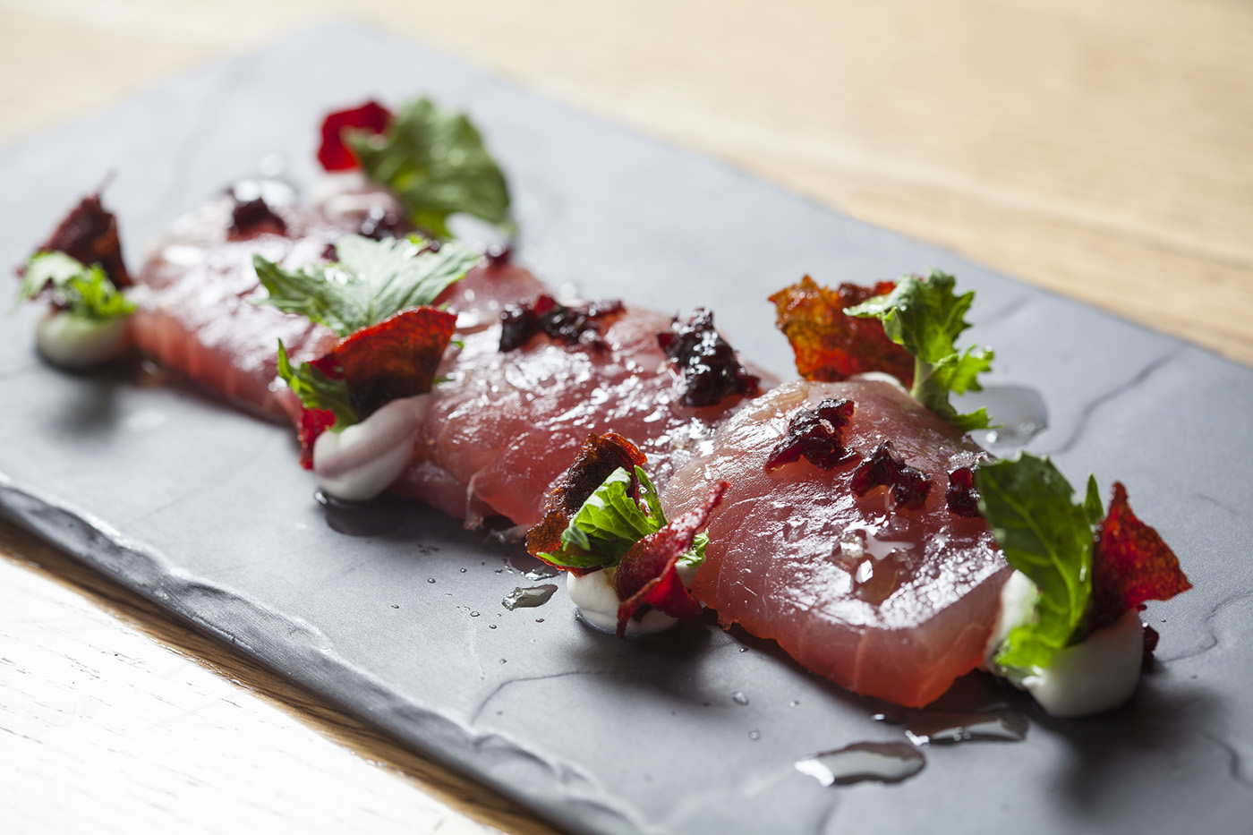 I've heard that Bluefin Tuna is overfished, why does King's Seafood Company serve it on their menu?